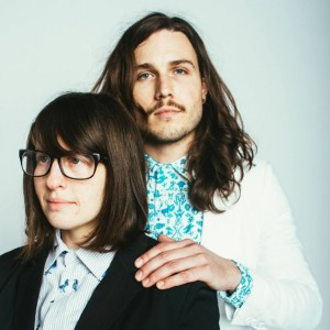 Emily Westman and Andrew Vait are SISTERS and they play tonight (Friday, Feb 6, 2015) at Neumos.