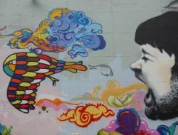 caphill mural