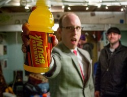 Ian Schuelke wants a TV Show....and some ThunderSpunk? Photo: Chris Wells