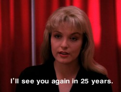 But, will we?  Image: Twin Peaks/ABC Television