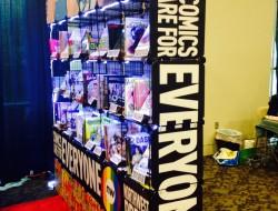 Northwest Press at Geek Girl Con, 2014.
