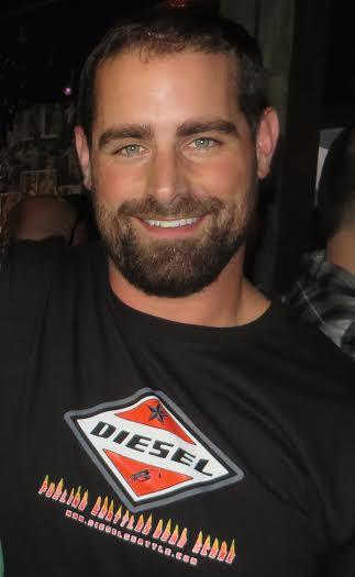 Pennsylvania Rep Brian Sims at Diesel. Photo: Doug McLaughlin