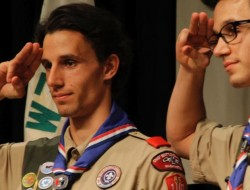 """""""Clipped Wings"""" is the locally made film about the Boy Scouts ban on gay members and part of the """"Come As You Are"""" program at NFFTY. The film screens Sunday, April 26, 2015 at The Uptown."""