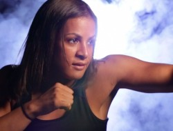 """Mixed Martial Arts athlete Fallon Fox is one of two subjects of the documentary """"Game Face"""", the opening night film of the Translations Film Festival on Thursday, May 7, 2015."""