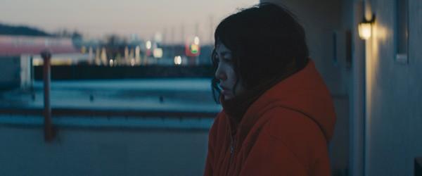 "Rinko Kikuchi in ""Kumiko, The Treasure Hunter"" (c/o Amplify/Ad Hominem Enterprises)"