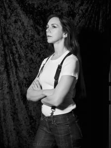 Washington State 2015 Ms. Leather Liliya/Photo: Malixe Photo