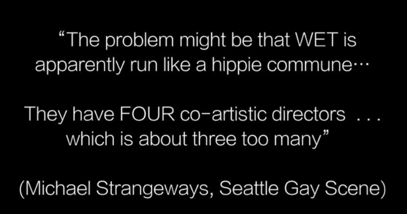I'll always respond to a blatant suck-up.... Michael Strangeways