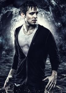"Matt Doyle stars in ""Jasper in Deadland"" at The 5th Avenue Theatre in Seattle thru May 24, 2015. Photo: Matt Murphy"