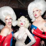 The Boulet Brothers and Amanda LePore all star at PrideFest this year!!