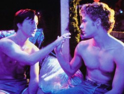 Breckin Meyer and Ryan Phillippe in 54
