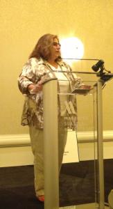 Judy Dlugacz. Photo: Korra Q.
