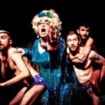 """Sylvia is presenting a pagenat of gay drag """"herstory"""" this month/weekend at BACON STRIP! Photo: Chris Schanz"""