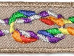 The Inclusive Scouting Badge.