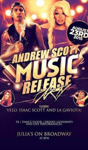 AndrewScottMusicRelease