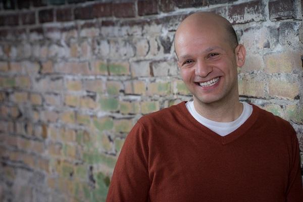 Seattle Repertory Theatre Managing Director, Jeffrey Herrmann.