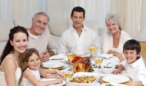 How to Talk to Your Homophobic, Racist, Transphobic, Xenophobic Family at Thanksgiving Dinner