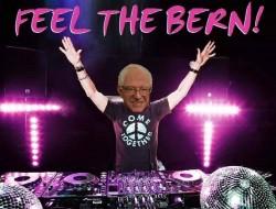 BernieDownTheHouse