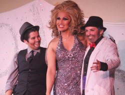 Aleksa Manila has been hosting student drag shows since before you were born, child...