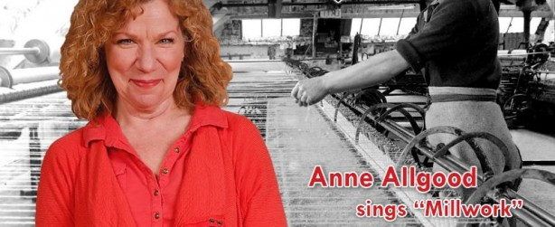 """Seattle star and Broadway vet Anne Allgood sings James Taylor's """"Millwork"""" in the all-star cast of WORKING, in concert at Benaroya Hall for two shows only, May 7 & 8! Buy tickets at: http://bit.ly/1S22jic or call the Ticket Office at 206.215.4747."""