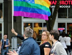 Seattle Dyke March 2014 Photo: Urban Focus for SGS