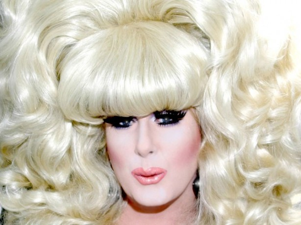 The Lady Bunny hits Seattle this coming Saturday AND Sunday at PrideFest stages on Capitol Hill and Seattle Center!