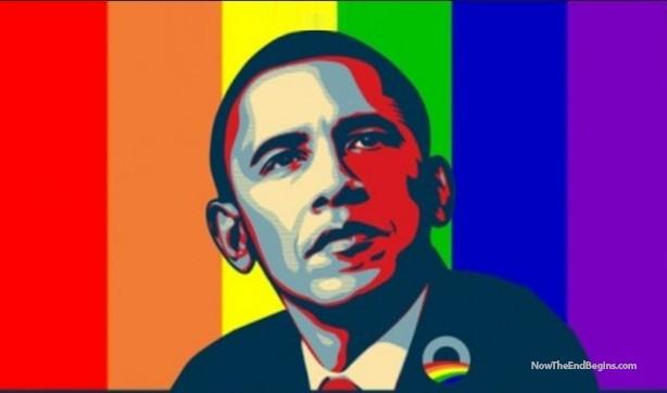 ObamaGAyPride