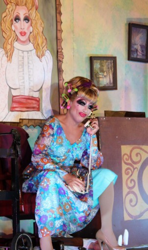 "Peaches Christ's ""Whatever Happened to Bianca Del Rio"" June 23, 2016 - Photo: Adam McRoberts for SGS"