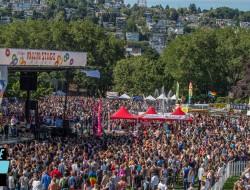 Seattle PrideFest - June 26, 2016 - Photo: Tiffany Von Arnim for SGS