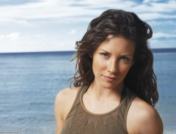 "No longer ""Lost"" actress Evangeline Lilly is hosting the Rock Against the TPP event at Showbox Sodo this Friday, August 19, 2016."