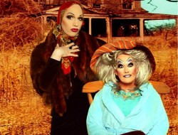 """Jinkx Monsoon and Peaches Christ return to Seattle on September 29th with """"Return to Grey Gardens"""" their drag parody version of the classic documentary."""