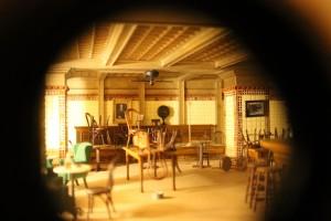 Submarine Room diorama. Photo: Dane Hendricksen