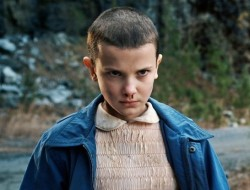 """Actress Millie Bobby Brown from the hit Netflix show """"Stranger Things"""" is scheduled to attend Emerald City Comicon 2017 next March."""