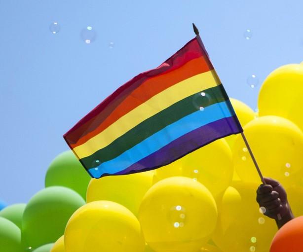 bubble flag