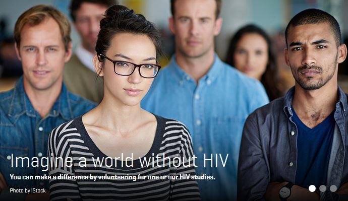 HIVStudiesVolunteers