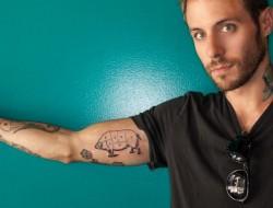 Tattooed Chef Derek