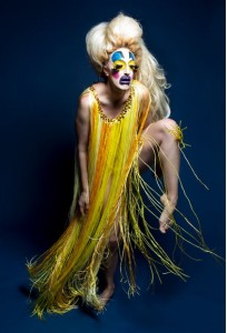 Cherdonna Shinatra. Image courtesy of the artist. Photo: Lou Daprille