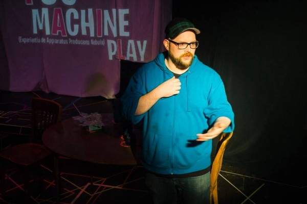 Playwright/actor/director/savant BRENDAN MACK explains everything you need to know about THE FOG MACHINE PLAY