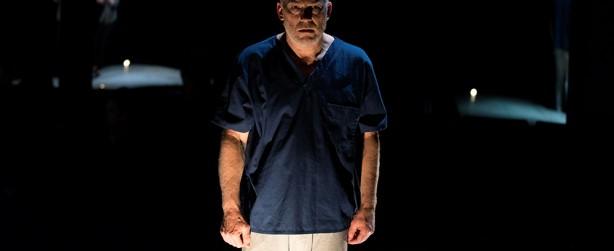 Peter Crook as Ralph in FROZEN at ArtsWest through May 14, 2017. Photo by John McLellan