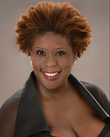 Actress Capethia Jenkins will solo with the Seattle Symphony and the Seattle Men's Choir