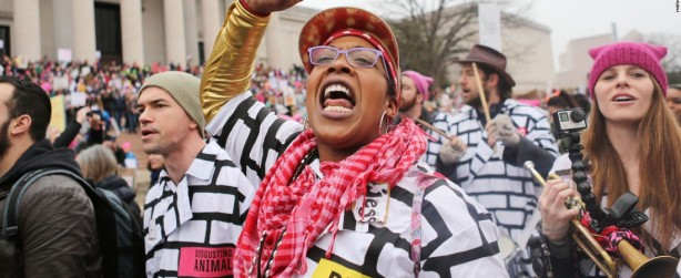 The June 11, 2017 Equality March hopes to duplicate the success of the January 21, 2017 Women's March