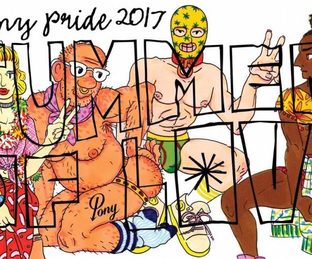Art: Kirk Damer for Pony Seattle