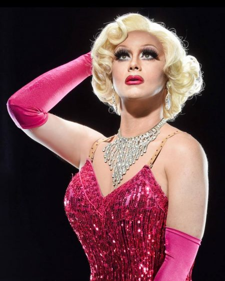 Tipsy Rose Lee will appear as Circe in Seattle Rep's fall opener, THE ODYSSEY. Photo by Michael Doucett