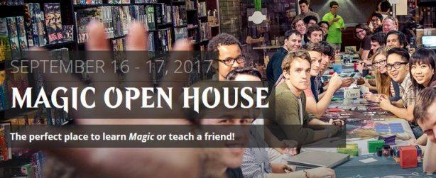 MagicOpenHouse