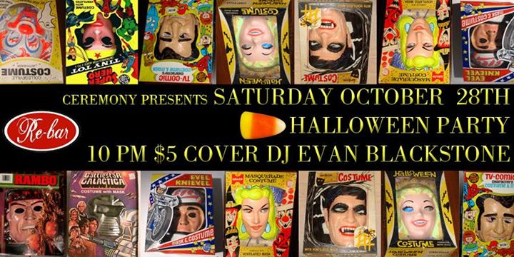Ceremony presents Halloween Party EditionSeattle Gay Scene   Your ...