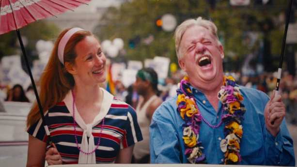 "Laura Linney and Armistead Maupin both appear in TWIST's opening night film, ""The Untold Tales of Armistead Maupin"""