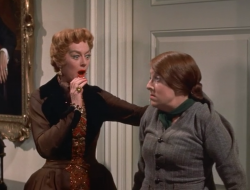 Auntie Mame gets a bright idea about Agnes Gooch...