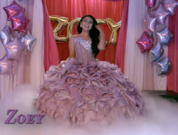 Zoey is one of four your latinx women featured in the new HBO documentary,