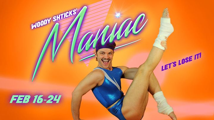 Woody Shticks in Maniac by The Libertinis