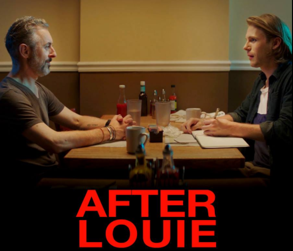 "The LGBTQ film AFTER LOUIE ""a conversation between two generations"" Starring Alan Cumming and Zachary Booth the film screens at Seattle's Northwest Film Forum six times between March 23rd and 29th."