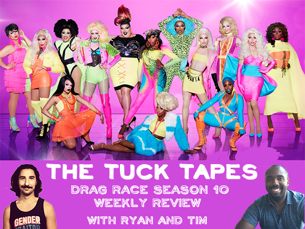 Drag Race Poster Image Ep 1 600x400